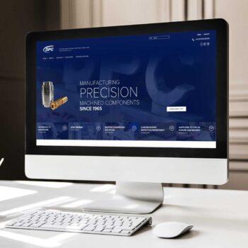 Dawson Precision Components Website