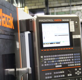 Mazak CNC machine