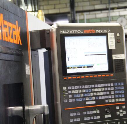 Mazak CNC machine