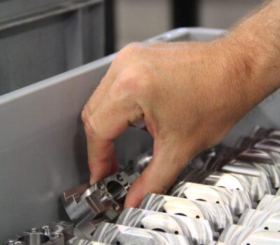 Fixing Precision Components