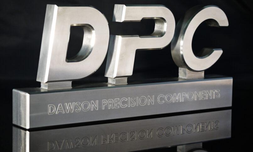 DPC Statuette CNC Milling