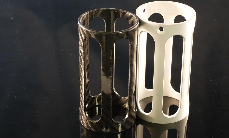 CNC Milling materials