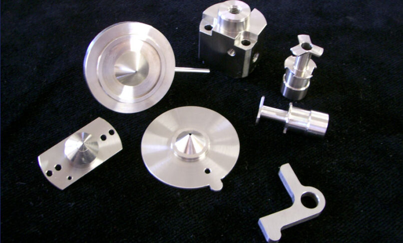 CNC Milling Machine end product