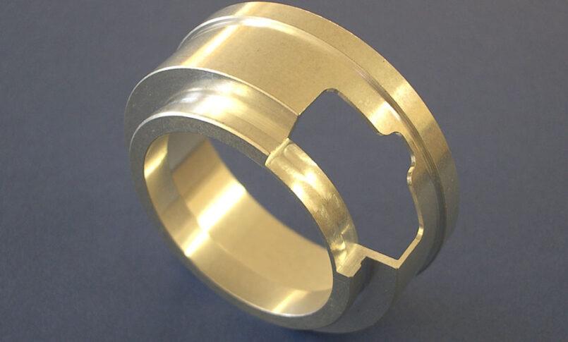 CNC Turning Brass
