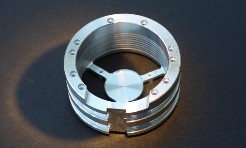 CNC turning component