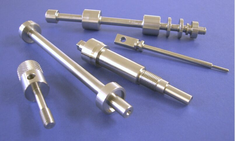 Turn and Mill precision Components