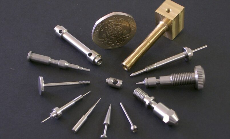 Turn and Mill components